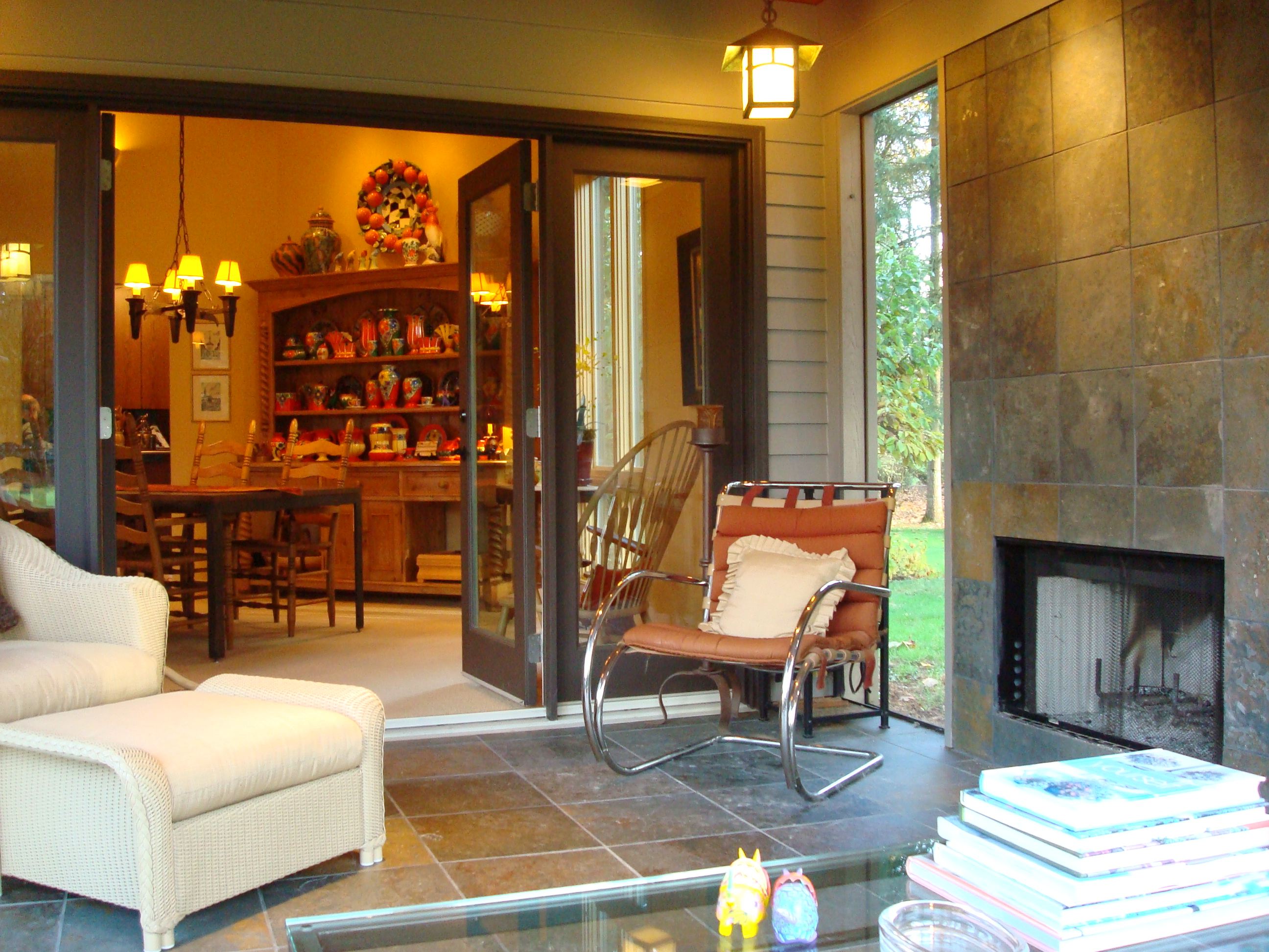 top design best porch at awesome fireplace home interior simple trends outdoor improvement